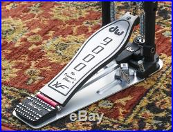 DW 9002XF Extended Footboard Double Bass Drum Pedal NICE