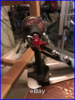 DW Drum Workshop 9000 LEFTY Version Double Pedal USED perfect working condition