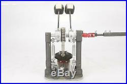 DW Drum Workshop DWCP9002PC 9000 Series Double Bass Drum Pedal #38571