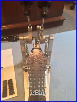 DW Drum Workshop Machined Direct Drive Double Pedal