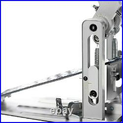 DW Machined Direct Drive Double Bass Drum Pedal 194744254741 OB