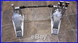 DW Machined Direct Drive Double Bass Drum Pedal DWCPMDD2