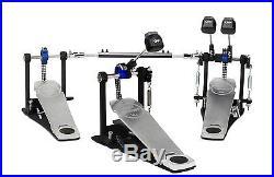 DW / PDP Pacific Concept Double Bass Drum Pedals (PDDPCXF)