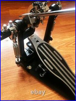 Dixon 911DB Double Bass Drum Pedal with Double Chains Very Good Condition