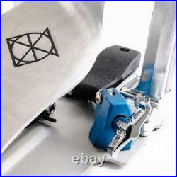 Dixon Precision Coil Direct Drive Double Bass Drum Pedal