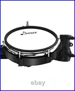 Donner DED-200 Electric 5 Drum 4 Cymbal Professional Digital System 225 sounds