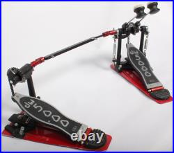 Drum Workshop DW5000 Double Twin Bass Drum Pedal