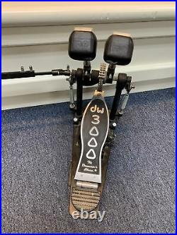 Drum Workshop Double Kick Bass Drum Pedal (DWCP3002) 3000 Series