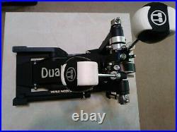 Duallist D4 Double Bass Drum Kick Pedal Open Box