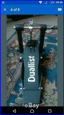 Duallist Double Bass Drum Pedal