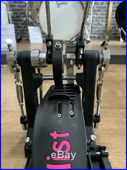 Duallist Dual Pedal Bass Drum Kick Pedal #380