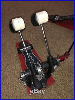 Dw 5000 Chain Drive Double Bass Drum Pedal