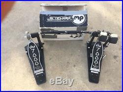 Dw 7000 Double Bass Drum Pedal