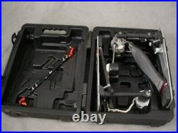 Dw 9000 Double Bass Drum Pedal With Hard Case