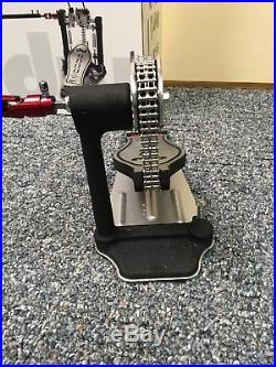 Dw 9000 double bass drum pedal (9002XF)