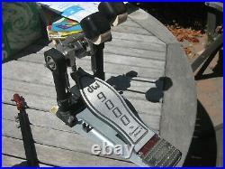 Dw 9002 9000 Double Bass Drum Pedals