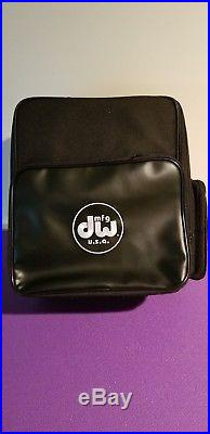Dw Mdd2 Direct Drive Double Bass Drum Pedal Used Once