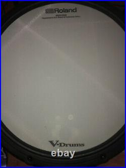 EXCELLENT Roland Td-17kvx V-drums + PDP Double Kick Pedal