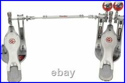 G Class Double Bass Drum Pedal with Bag