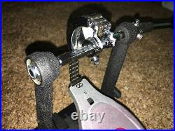 Gibraltar 6711DB Dual chain drive Double Bass drum pedal. New, Open Box