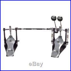 Gibraltar Dual Chain Drive Double Kick Bass Drum Pedal 6711db