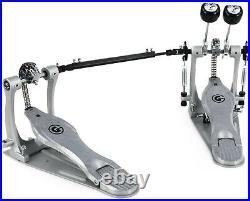 Gibraltar GTC6-DB Tour Class Double Bass Drum Pedal Double-Chain