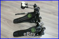 Mapex Armory Series P800TW Response Drive Double Bass Drum Pedal with Bag