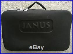 Mapex Janus Double Bass Drum Pedal & Case