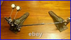 Mapex P800TW Armory Double Bass Drum Pedal, BlackFlawless, Never Actually Used