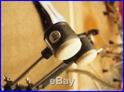 Mapex raptor direct drive double bass drum pedal black