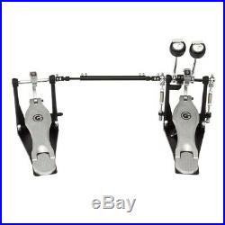 NEW Gibraltar 6000 Series Direct Drive Double Bass Drum Pedal, #6711DD-DB