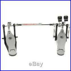 NEW Gibraltar Strap Drive Double Bass Drum Pedal, #4711ST-DB