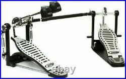 NEW PDP 400 Series Left-Handed Double Bass Drum Pedal, #PDDP402L