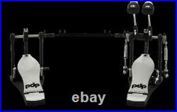 NEW PDP 800 Series Double Bass Drum Pedal, #PDDP812
