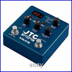NUX JTC PRO Drum Loop PRO Dual Switch Looper Guitar Pedal
