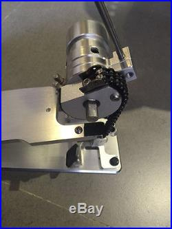 New Brand Drum Double Pedal Chain Drive
