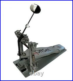 OffSet Sole Bass Drum Pedal Dual Spring pro series