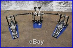 Offset Bilateral Double Bass Drum Pedal