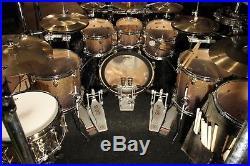 Offset Eclipse Double Bass Drum Pedal