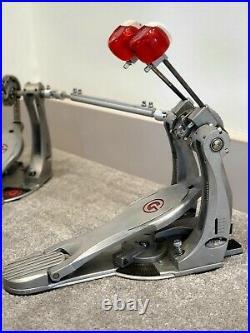 (P64) Gibraltar 9711G-DB G Class Chain Drive Double Bass Drum Pedal