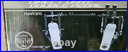 PDP Concept Series Direct Drive Double Bass Drum Pedal (Excellent Condition)