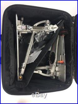PEARL P3002D Eliminator Demon Drive Double Bass Drum Pedal(mal-TW) (PBR009491)