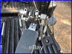 Pearl 90's CHAIN DRIVE Double Bass Drum Pedal