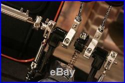 Pearl Demon Drive Chain Drive Black (P3002CB) Double Bass Drum Pedal New
