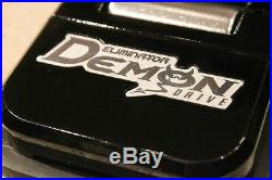 Pearl Demon Drive Direct Drive Black (P3002DB) Double Bass Drum Pedal New