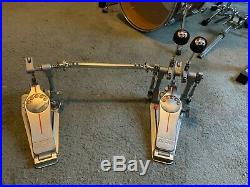 Pearl Demon Drive Double Bass Drum Pedal with Case