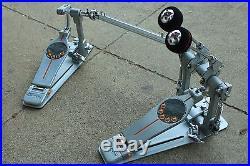Pearl Demon Drive P-3002D Double Kick-drum Pedal Namm Display