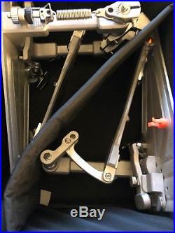 p-3002d | Double Pedal Drums