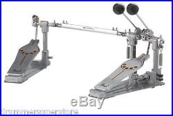 Pearl Demonator Double Bass Drum Pedal -Chain Drive- withFrictionless Roller P932