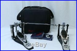 Pearl Double Kick Drum Bass Strap Drive Pedal Good Buy NICE